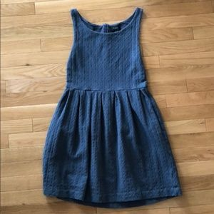 Deletta for Anthropologie Dress Size Large